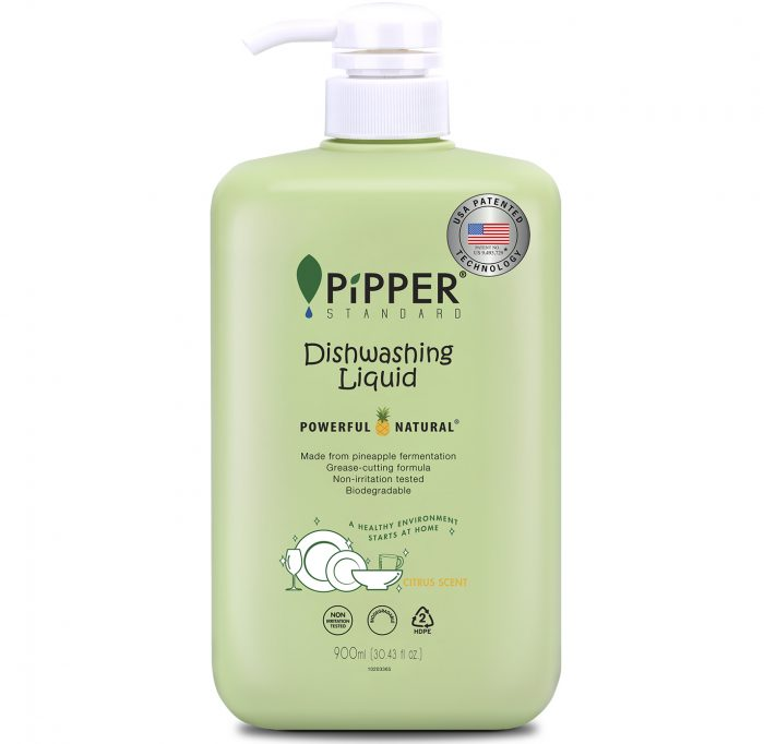 NaturalDishWashingLiquidCitrusScent900ml