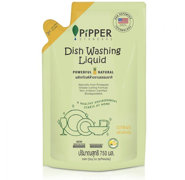 NaturalDishwashingLiquidCitrusScent-refill