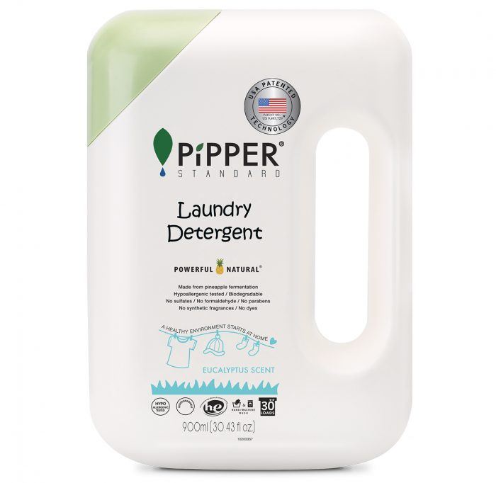 NaturalLaundryDetergentEucalyptusScent-900ml